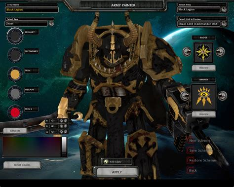 dirty image - Dawn Of War 2 Mod For SoulStorm for Dawn of