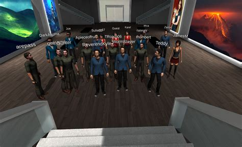 Meet new people in virtual reality - VRExtasy