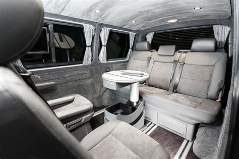 The Shaw's Caravelle Interior Conversion - New Wave Custom