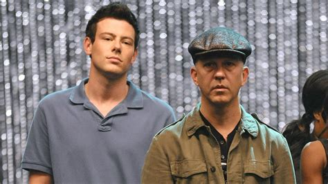Ryan Murphy Reveals Cory Monteith's Last Words to Him and