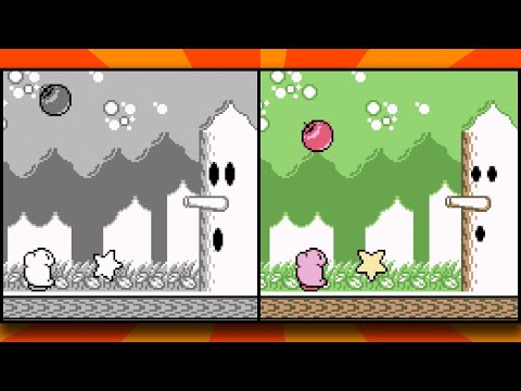 Kirby's Dream Land 3 ROM Download for Super Nintendo (SNES