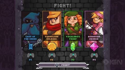 Gamasutra: Christian Nutt's Blog - On Towerfall Ascension