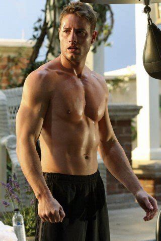 Justin Hartley height and weight | HowTallis