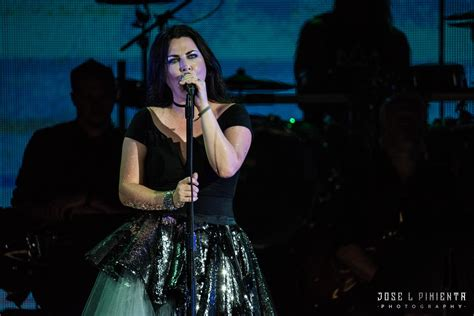 EVANESCENCE, LINDSEY STIRLING and CELLOGRAM @ Coral Sky