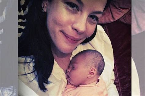 Make up-free Liv Tyler, 39, shows off her natural beauty
