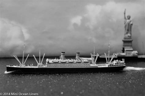 Legacy of the Great Liners: SS Cleveland: Cargo and Cruises