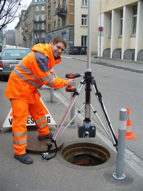 Nedo Industrial Elevating Tripod for 3D Laser Scanners