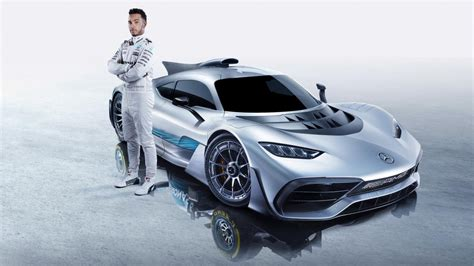 Lewis Hamilton wants to create a faster AMG One 'LH