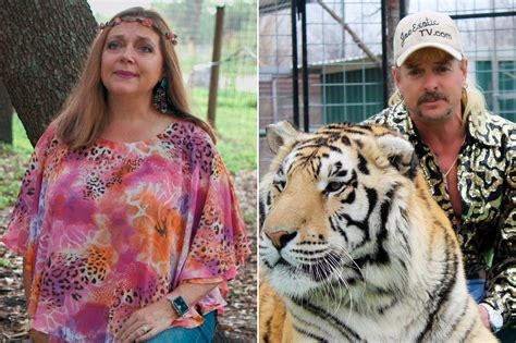 Carole Baskin Has Been Awarded The Zoo Once Owned By Joe