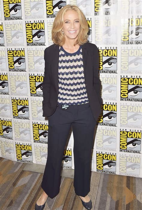 Ally Walker Picture 1 - San Diego Comic Con 2017 - Ghosted
