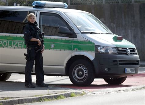 Suitcase explodes in Bavaria near refugee centre; no one