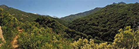 Foothills Trails - Sequoia & Kings Canyon National Parks