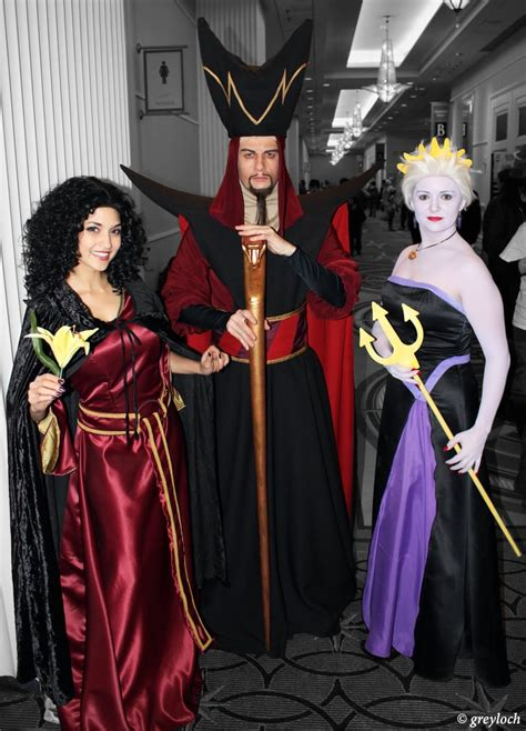 | Wicked Awesome Disney Villain Halloween Costumes