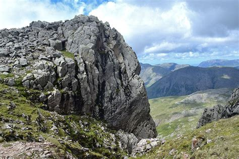 Wainwright Routes - Scafell Route One