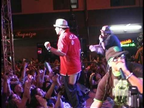 Baby Bash performs cyclone and im back live!! - YouTube