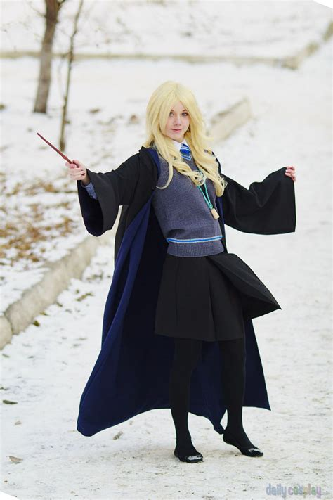 Luna Lovegood from Harry Potter - Daily Cosplay