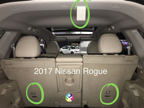 The Car Seat LadyNissan Rogue - The Car Seat Lady