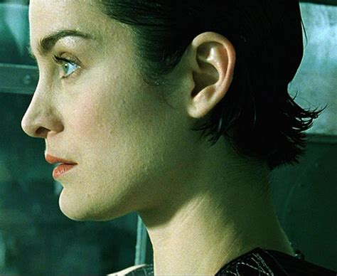 The Matrix - Carrie-Anne Moss - Trinity - Character