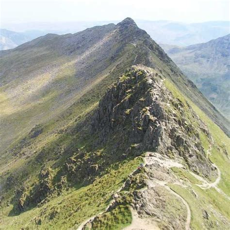 Helvellyn & Striding Edge: Private Guided Walks