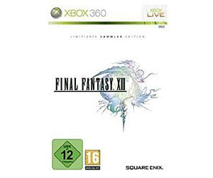 Buy Final Fantasy XIII: Limited Collector's Edition (Xbox