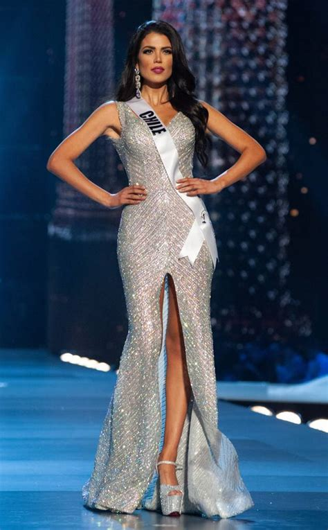 Miss Chile from Miss Universo 2018, Competencia en traje