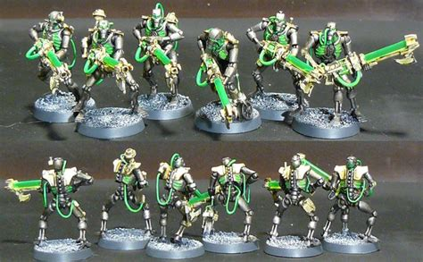 Cyberpunk Necrons - Page 5 - Painting / Conversions