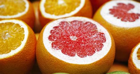Top 15 Health Benefits Of Pomelo - Nutrition Data , Side