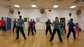 Dance Fitness Workout 1 - YouTube
