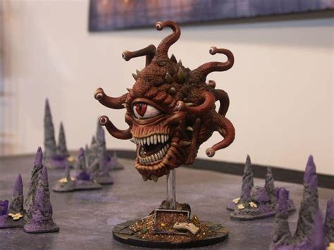 Gale Force Nine's Limited Edition D&D Minis look GORGEOUS