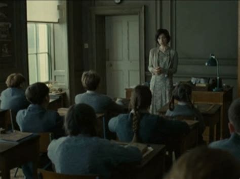 Never Let Me Go: Miss Lucy Tells Them The Truth Clip (2010