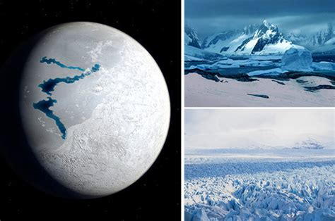 Mini ice age lasting 30 years to cause 'global famine on