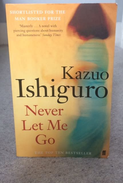 Book review: Never Let Me Go by Kazuo Ishiguro - Words on