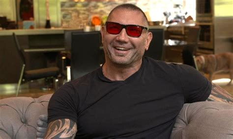 Batista opens up on the family struggles that come with