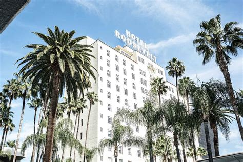 A review of Hollywood Roosevelt Hotel in Los Angeles