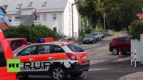 Germany: Explosion rocks refugee and migration centre in