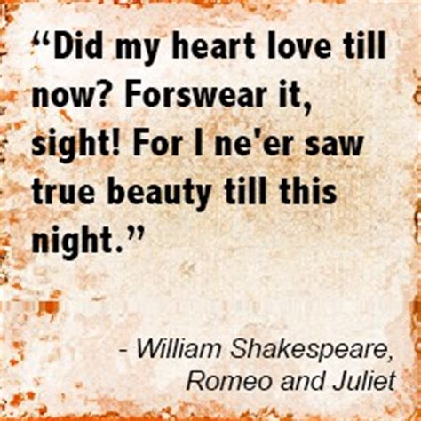 Famous Quotes From Juliet Capulet