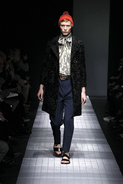 GUCCI FALL WINTER 2015-16 MEN'S COLLECTION   The Skinny Beep