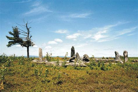 Easy Hike To Ancient Stone Circle In Massachusetts