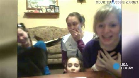 House explosion heard while teens record webcam video