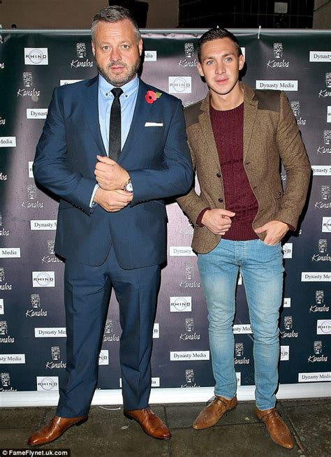 TOWIE Lil' Chris sports same outfit as Mario Falcone at