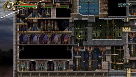 Castlevania: Harmony of Despair up to 4 players coop on PC