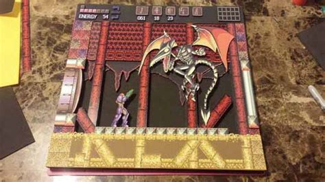 Wuppes 3D video game papercraft artworks are amazing